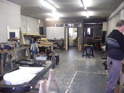 CLANE MENS SHED