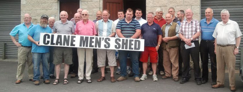 Clane Mens Shed - Clane Project Centre