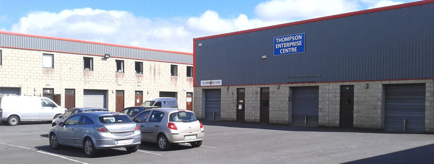 Thompson Enterprise Centre